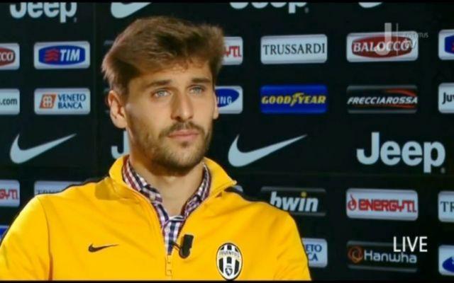 """Juventus, Llorente: """" il mio futuro è alla Juventus, non penso ad altro"""" #juventus #calciomercato"""
