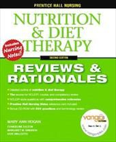 Image of Nutrition Diet & Diet Therapy [With CDROM]