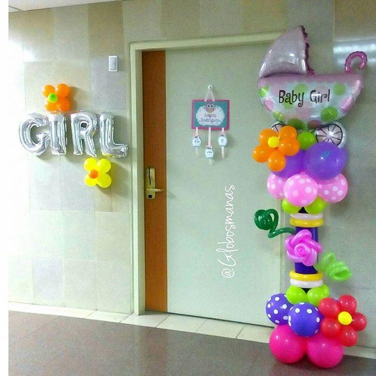 Bienvenida al mundo princesa Angely  #bebe #bebé #nacimiento #decoracionconglobos #decoración #decoracionpuertaclinica #Bienvenido #bienvenidos #welcomebaby #welcome #babyshower #columnadeglobos #columnadecorativa #columnballoons #yanacio #princesa #arreglos #arregloconglobos