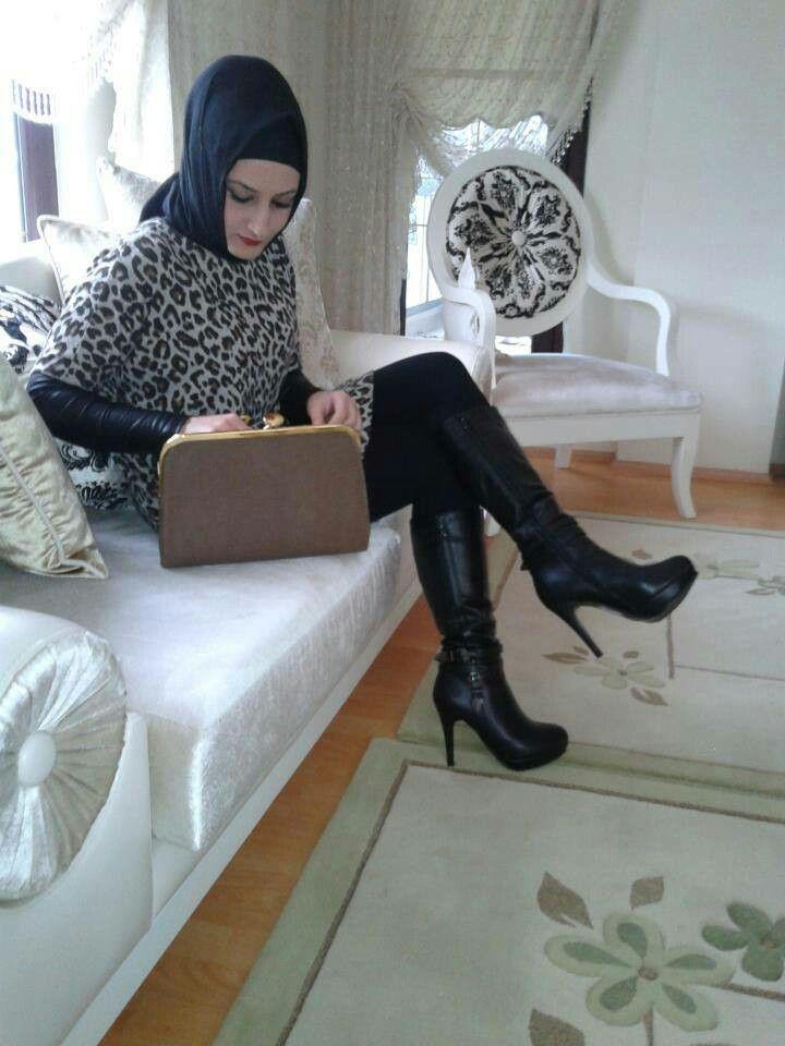 Henk Leemans adlı kullanıcının Hijab panosundaki Pin   Moda