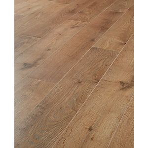 Wickes Madera Light Hickory Laminate Flooring | Wickes.co.uk