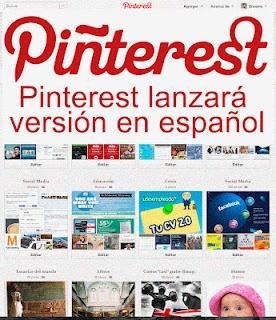 Pinterest en español!