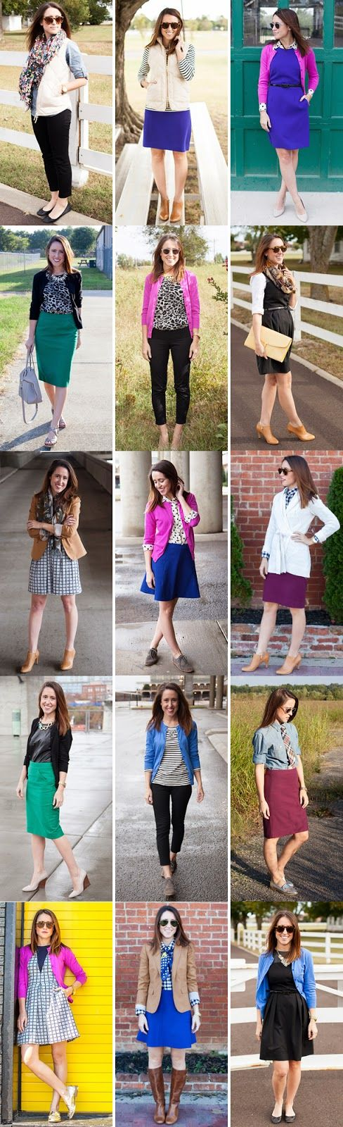 Fashionably Employed   A Modern Mom on a Quest to Find Balance in Style: Sophisticated Style Spotlight ~ Here & Now