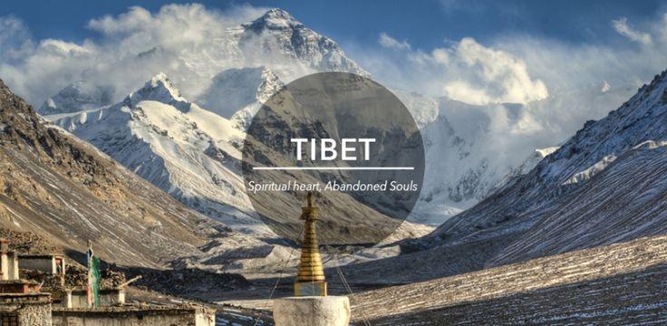Spiritual City for Abandoned Souls: Lhasa, Tibet