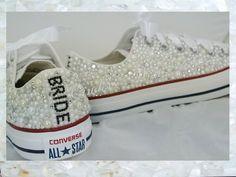 The 25+ best Bridal converse ideas on Pinterest | Lace converse ...