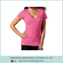 Eco Firendly Sexy Bamboo UV Protection T Shirts In Pink  Best buy follow this link http://shopingayo.space