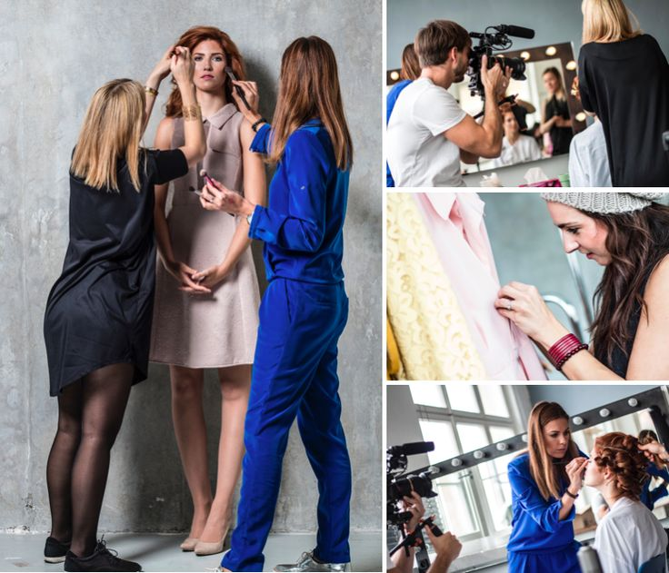 Sophistic by Veronika | Backstage | Fall/Winter 2015/16 | www.sophistic.cz