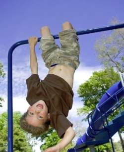 Playground.It is very dangerous to leave unattended children at the playground. All children must be looking after and supervised by Teachers or Teaching assistants at all times at the playground. Is the Teacher's or Teaching assistant responsibility.