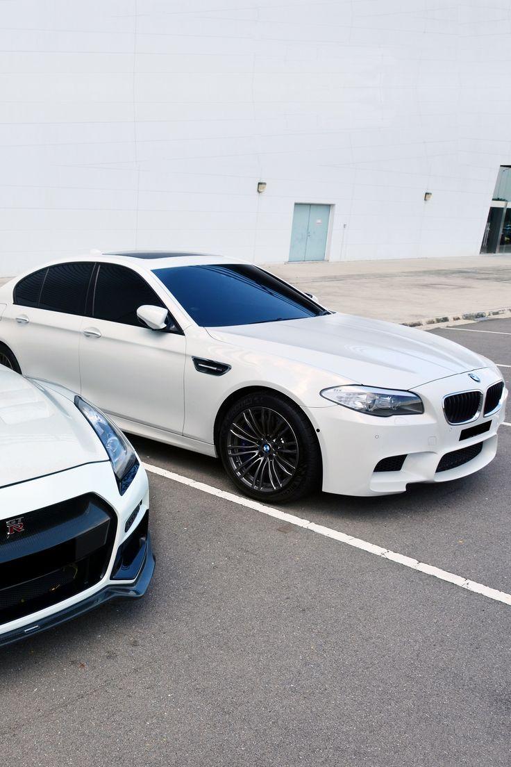 Nissan GTR x BMW M5