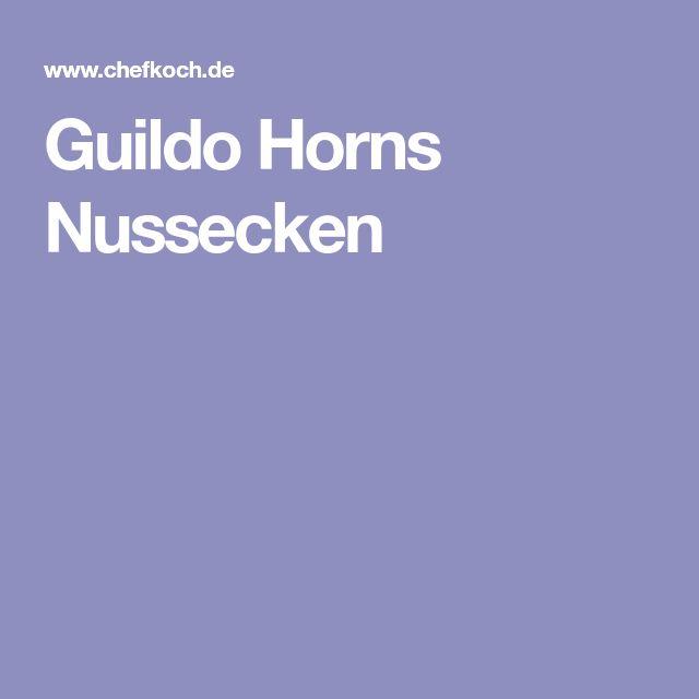Guildo Horns Nussecken