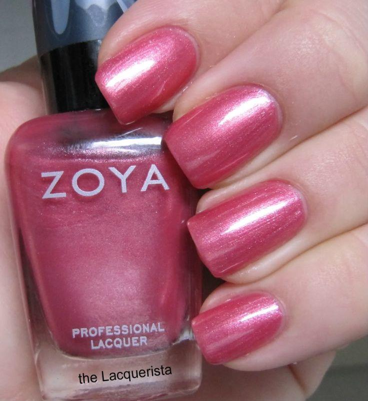 Polish Addison Nail Zoya