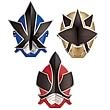 Power Rangers Samurai Mask Wave 1 Case