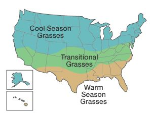 The Best Winter Grass Seed Ideas On Pinterest Gardening At - Us map of approximate crabgrass seed germination dates