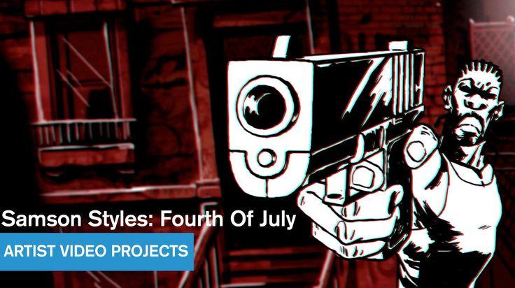 CRIME: Samson Styles: Fourth of July