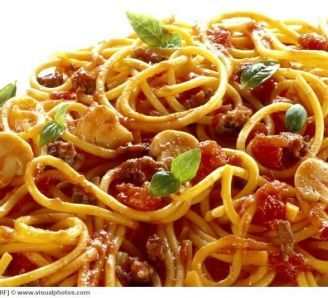 The Best Spaghetti Bolognese.