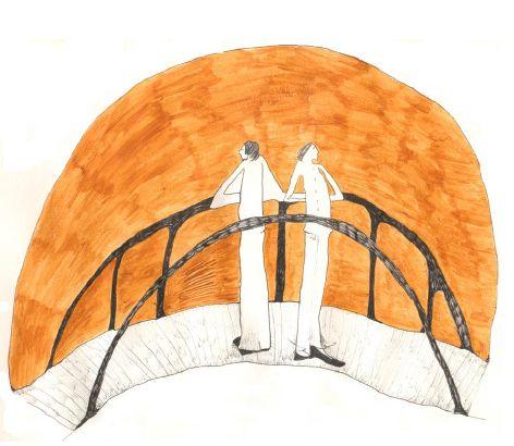 Työyhteisön kohtaaminen Kaarisillalla. Millainen kaarisilta kohtaamisille on rakennettava, jotta sitä pitkin on turvallista kävellä? Ihmiset tulevat sillalle omista lähtökohdistaan, omine odotuksineen ja tavoitteineen. Totta kai tarvitaan myös taitavaa kohtaamisen taitoa, mutta se ei yksin riitä. Tarvitaan myös turvallisia kaarisiltoja, joissa voimme kohdata erilaisissa tilanteissa.