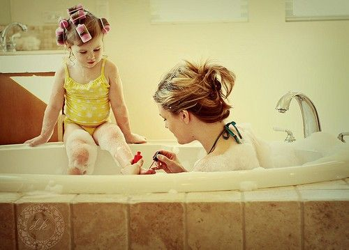 girls time: Girls, Idea, Mothers, Baby Girl, Daughters, Kids, Mom