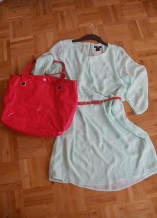 Kaufe meinen Artikel bei #Kleiderkreisel http://www.kleiderkreisel.de/damenmode/klassische-kleider/122397104-lockerleichtes-mintfarbenes-kleid