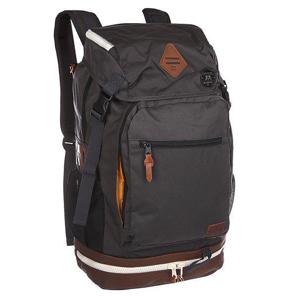 Рюкзак Billabong Alpine создан для тех, кто предпочитает путешествовать налегке и не любит тратить время на ожидание чемодана в зоне прилета.Billabong Alpine создан в лучших традициях классических...