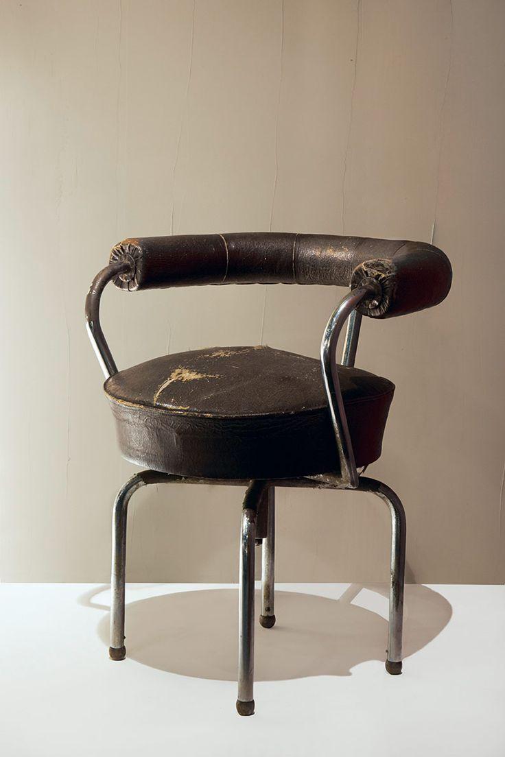 Le Corbusier, Charlotte Perriand, Pierre Jeanneret, Fauteuil tournant - Galerie Downtown
