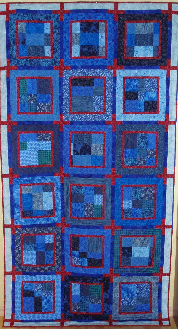 Mønster fra Fat quarter blad