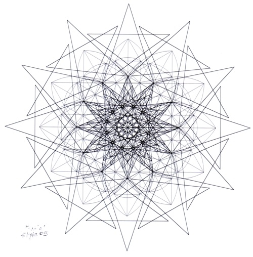 Vesica Piscis--real Sacred Geometry - Hypography Science Forums - Page 5