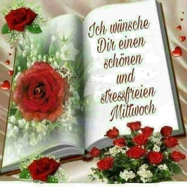 Pin Von Annett Uhlig Auf Mittwoch Grüße Sprüche Schönen