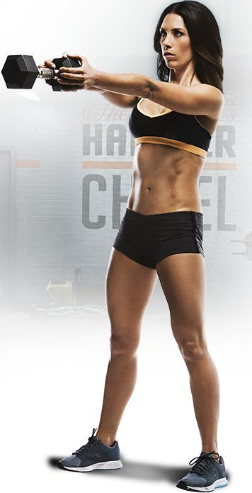 Immortal Fitness: Hammer and Chisel Beachbody Workout fitness