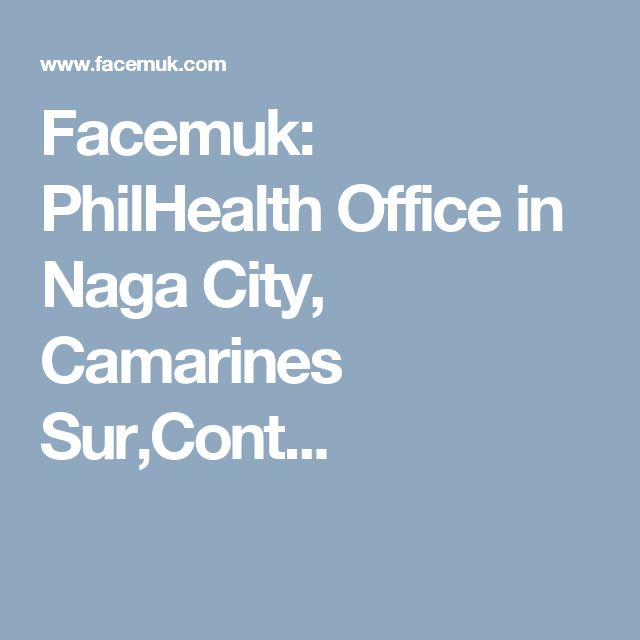 113 Best Philhealth Images On Pinterest Number Bureaus And