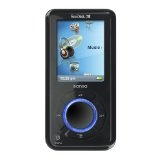 SanDisk Sansa e260 4 GB MP3 Player with MicroSD Expansion Slot (Black (Electronics)By SanDisk