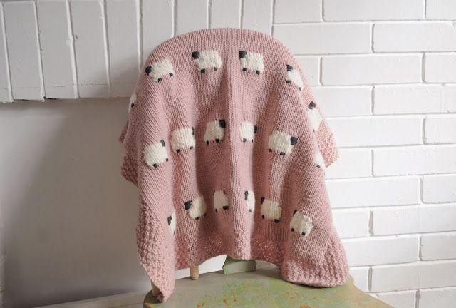 Kuzulu Bebek Battaniyesi Yapımı 2