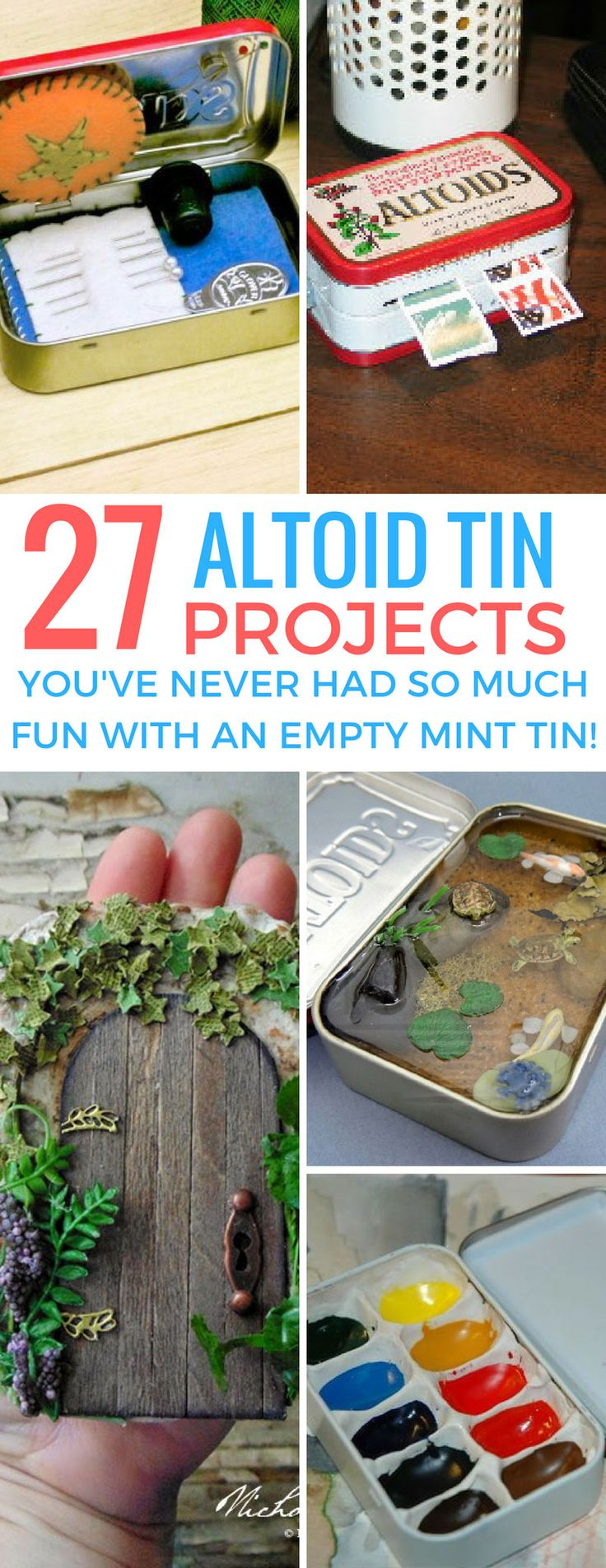 These altoid tin projects are so much fun! I really want to make that fish pond!
