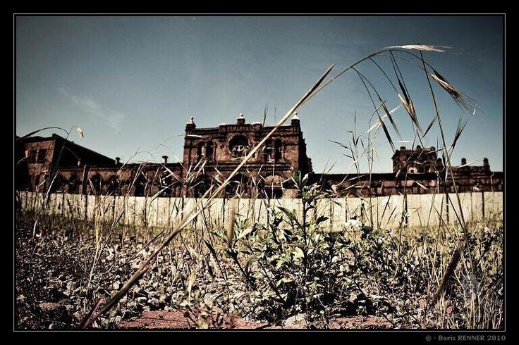 Ostrava, old slaughterhouse1