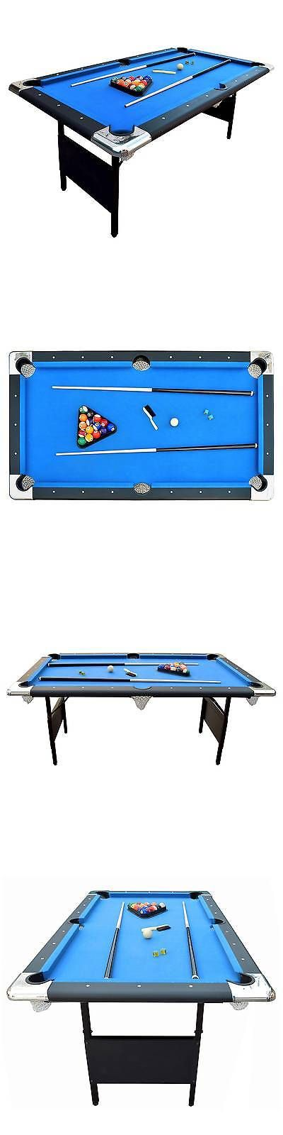 Other Indoor Games 36278: Fairmont 6-Ft Portable Pool Table -> BUY IT NOW ONLY: $504.99 on eBay!