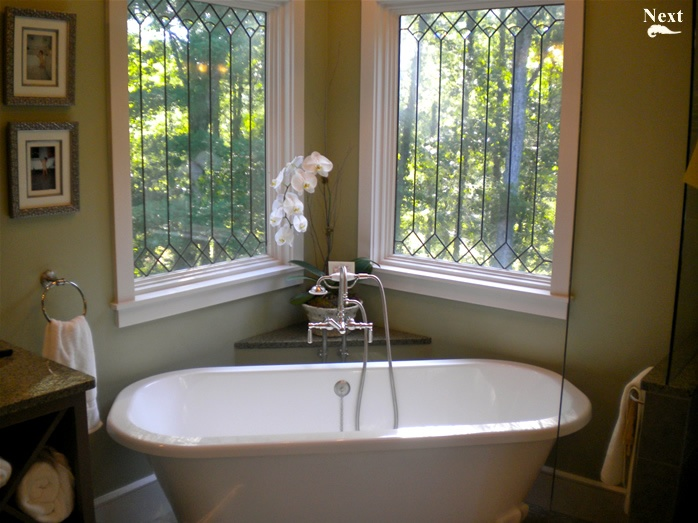 Images Of Corner free standing tub between shower and vanity I want this in my master bath
