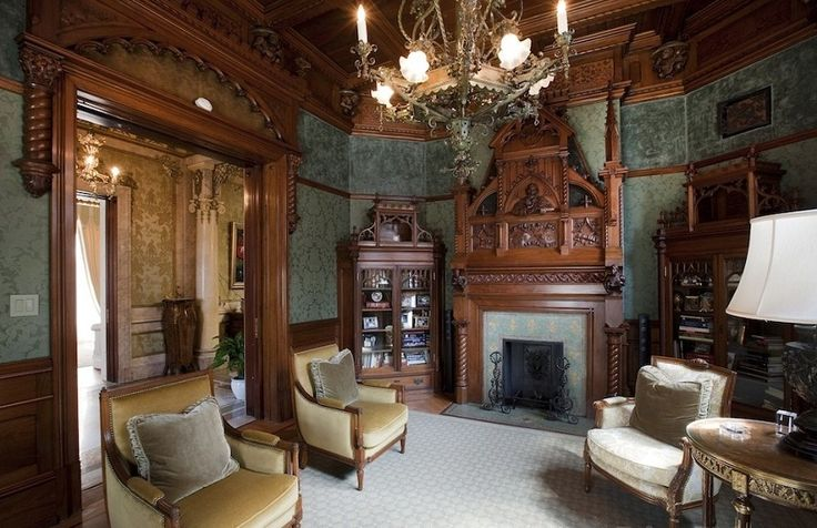 Стили Интерьера, фото, полный список: готический, классический, модерн