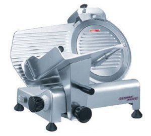 Turbo Air GS-12LD German Knife Food Slicer Manual 12in Diameter by Turbo Air. $797.54. Turbo Air GS-12LD is a light duty food slicer with a powerful 1/3 HP knife motor that will assure peak performance when slicing through meat. Turbo Air designed the GS-12LD food slicer with an ergonomic style chute handle that provides an easy glide manual operation. There is a top mount knife sharpener that aligns consistently to the knife and swings away from food contact when not in...