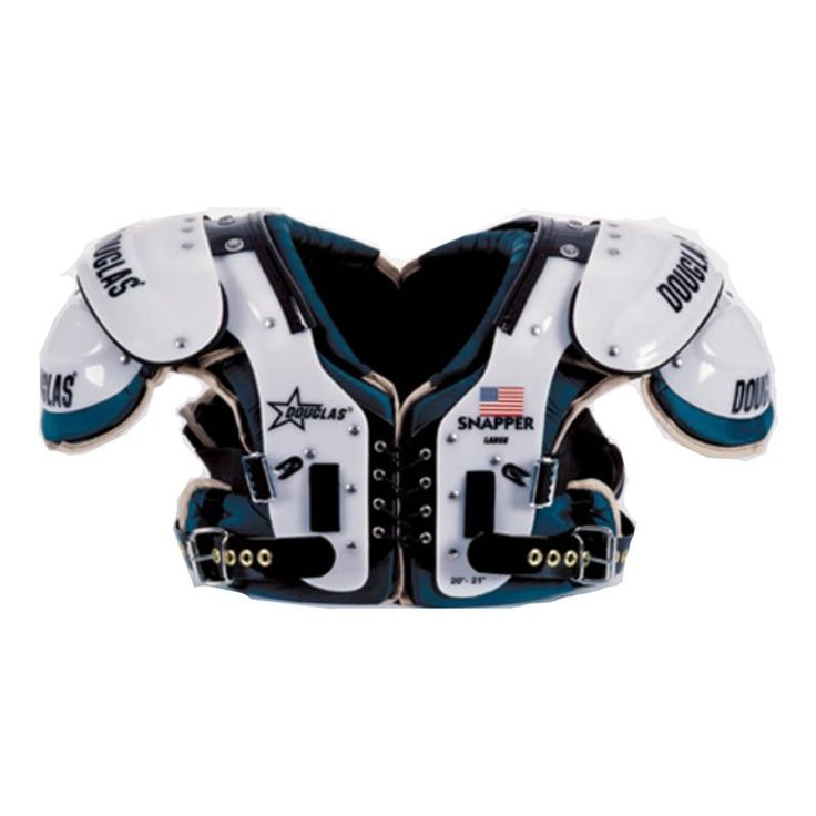 Shoulder Pads | Douglas CP Series Snapper Football Shoulder Pads