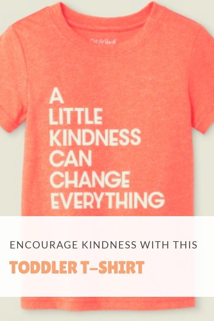 765d0e2cf Encourage your little guy to be kind each day he wears the Kindness Short- Sleeve