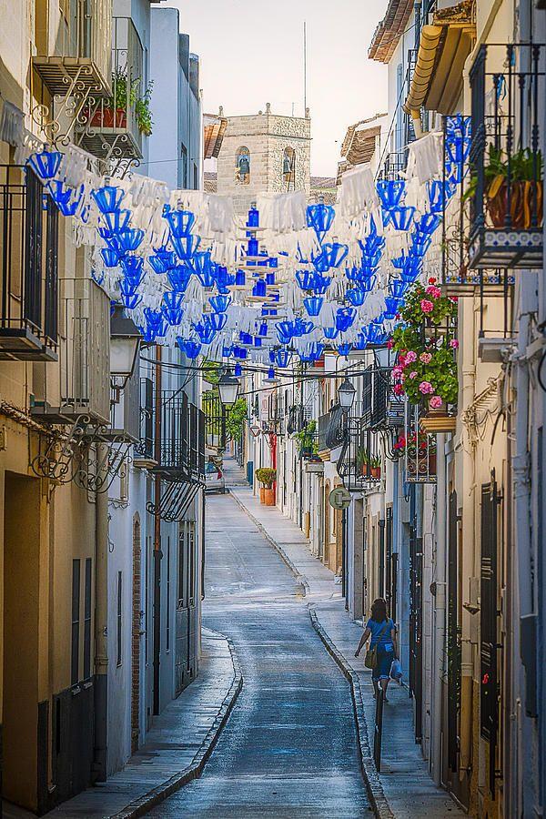 Benissa - The Pirates Hideout , Alacant, Spain