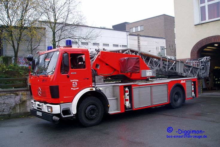 DLK 23/12 SE Wuppertal a.D.