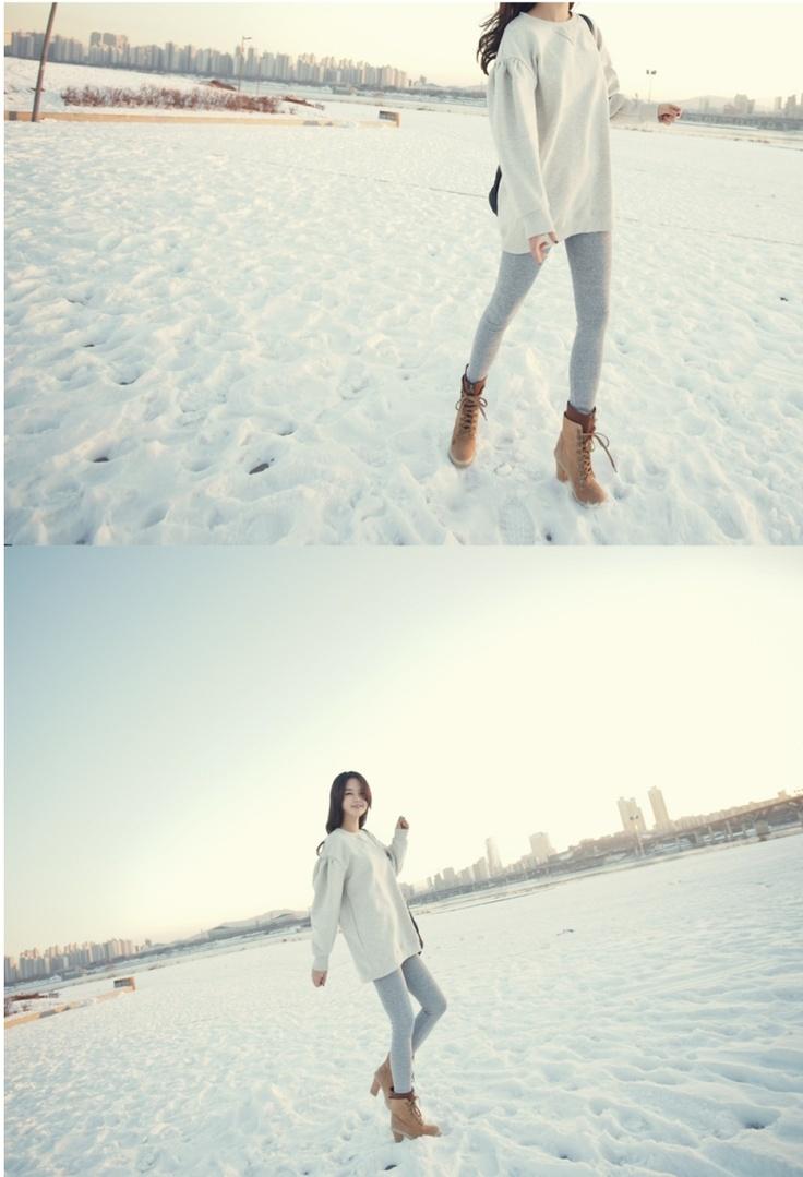 Korean fashion girl-4301 tee $35