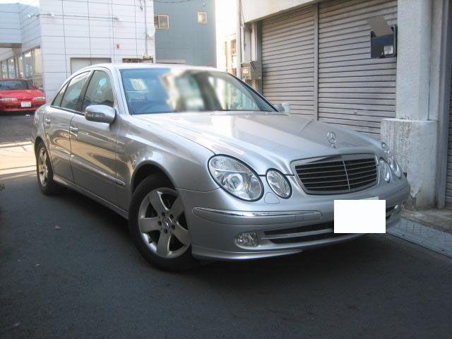 Mercedes-Benz  E-Class Avant-garde 2002