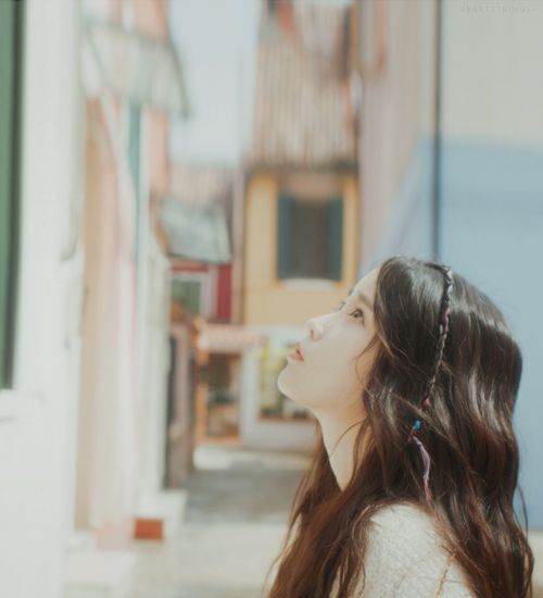 Stare in Wonder - IU (: