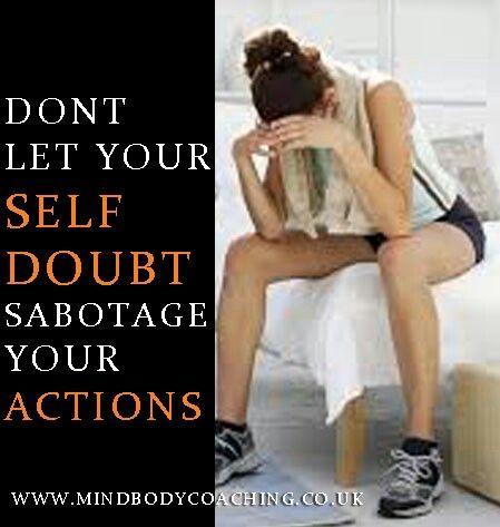 #selfbelief #selfdoubt #sabotage