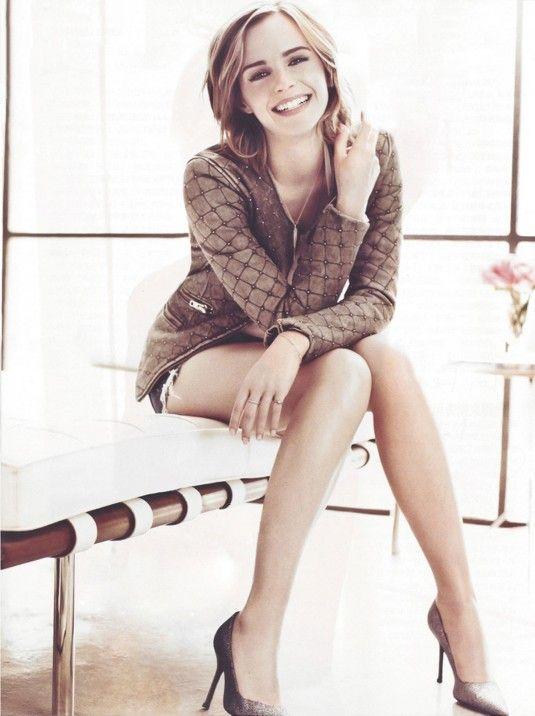 Emma Watson in Femina Magazine, December 2012 Issue