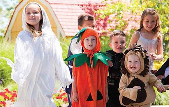 Halloween Events for Kids in Los Angeles: Camp Spooky at Knott's Berry Farm
