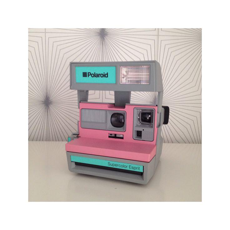 polaroid supercolor esprit polaroid supercollor 1000. Black Bedroom Furniture Sets. Home Design Ideas