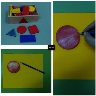 Isabel PT-AL: Panel - Figuras Geométricas