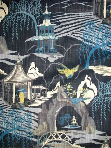 38 best images about chinoiserie fabrics on pinterest for Room design method nfpa 13